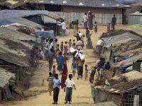 Bangladeş'te Arakanlı mülteci kamplarında Kovid-19 vakası görüldü