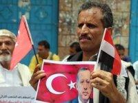 Yemen halkından Türk askerine açık davet