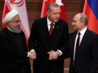 Astana Zirvesi'nde Suriye'nin toprak bütünlüğü vurgusu