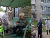 Rusya'nın geleceği Putin'in karton sandıklarında şekilleniyor