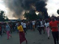 Etiyopya karıştı: 81 ölü