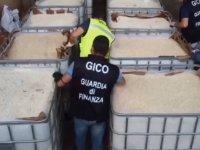 Suriye'den gönderilen 1 milyar Euro'luk uyuşturucu yakalandı