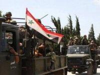 Esed rejimi Halep cephesine güç yığıyor