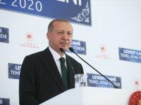 Erdoğan: Ayasofya'nın ibadete açılmasına kimse karışamaz
