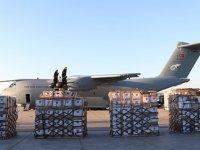 Türkiye'nin Irak'a gönderdiği yardım malzemeleri çalındı