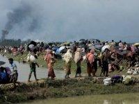 Arakan'da hava saldırılarında 19 sivil hayatını kaybetti