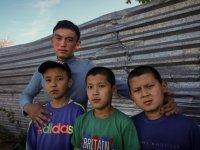 Çin'in Uygur ailelerinden aldığı çocukların tutulduğu okullar görüntülendi