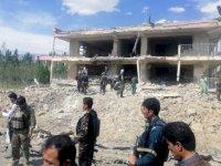 Taliban'dan istihbarat binasına operasyon: 70 ölü