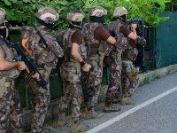 Gaziantep'te PKK'ya şafak operasyonu
