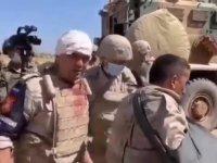Yaralı Rus askerleri Türk zırhlısı taşıdı (Video Haber)