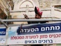 İşgalci İsrail ''İbrahim Camii'ni'' kafeye dönüştürüyor