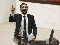Militan isim meclis kürsüsünden tehdit etti