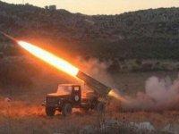 Rusya ve Esed İdlib ve Lazkiye cephesinde saldırıyor