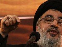 """Hizbullah Lideri """"Adil ve nezih bir soruşturma"""" istedi."""