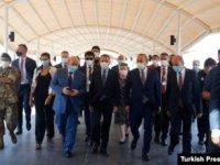 Beyrut patlamasından sonra Lübnan'a Türkiye'den üst düzey ziyaret