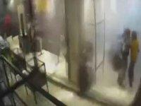 Beyrut'taki büyük patlamanın yeni görüntüleri ortaya çıktı (Video Haber)