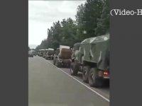 Belarus ve Rus ordusundan sınır hattına tahkimat