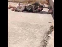 İdlib'te görevli Mehmetçik'ten annesine duygu yüklü klip (Video Haber)