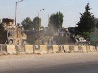 İdlib'te Türk - Rus ortak devriyesine füze saldırısı (Video Haber)