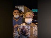 Doğu Türkistanlı aileler Ankara'ya sokulmadı
