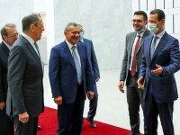 Rusya'dan Şam'a üst düzey çıkarma
