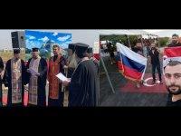 Rus - Esed ittifakı Hama'da Ayasofya Kilise'sinin temelini attı