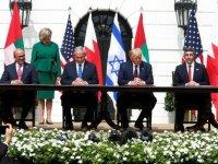 BAE - Bahreyn - İsrail anlaşmasına Hazreti İbrahim'in ismi verildi