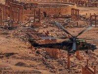 Palmira Antik Kenti Ruslar tarafından tamamen yağmalandı
