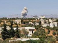Rusya'dan İdlib'e 25 hava saldırısı