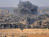 Lübnan'da Hizbullah'a ait evde patlama