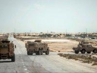 Mısır ordusu Filistinli muhacirlerin evlerini yıktı