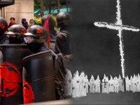 Trump, Ku Klux Klan ile Antifa'yı terör örgütü ilan edecek