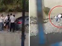 Türkiye ayağa kalktı: Öldüresiye dövüp serbest kaldılar (Video Haber)