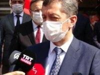 Ziya Selçuk'tan yüz yüze eğitim açıklaması: Erdoğan'ı işaret etti