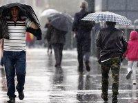 İstanbul'u dolu ve şiddetli yağmur vurdu!