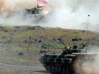 Ermeniler Terter kentine saldırıyor