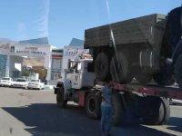 İran'dan Ermenistan'a silah, cephane, zırhlı ve milis sevkiyatı (Video Haber)