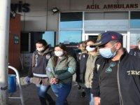 Kars Belediyesi Eş Başkanı Şevin Alaca dahil, 19 HDP'li gözaltına alındı