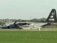 Havada yakıt ikmali yapan Amerikan F-35 savaş uçağı düştü