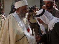 Ezidilerin dini lideri öldü