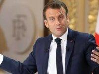 Macron: İslam ayrımcı ve kriz içerisinde bir din