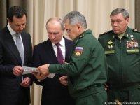 Beşşar Esed: Suriye'de Rus askeri üslerine ihtiyacımız var