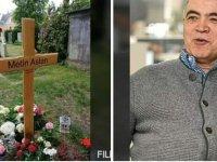 Alevi dernek başkanı ve Kürtçü işadamı Almanya'da Ermeni mezarlığına defnedildi