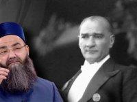 Cübbeli Ahmet'ten Atatürk Fetvası: Aleyhinde konuşmak caiz değil