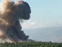 Rusya İdlib'i vurdu: 3 ölü 15 yaralı
