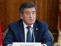 Kırgızistan'da sular durulmuyor: Cumhurbaşkanı istifa etti