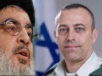 İsrail Askeri istihbarat Sorumlusu: Nasrallah İsrail'le savaşmayacak