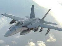 Amerika'da 20 gün arayla ikinci savaş uçağı düştü