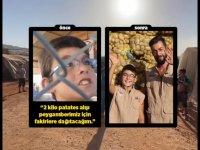 Hak İnsani yardım Derneği, İdlibli küçük Hüseyin'in hayalini gerçeğe dönüştürdü (Video Haber)