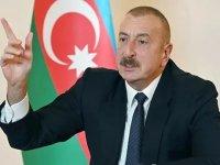 Aliyev açıkladı! İran sınırı 27 yıl sonra kontrol altına alındı
